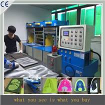 運動鞋面壓膠設備 運動鞋KPU生產設備