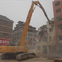 江蘇小松挖掘機加長臂、挖掘機拆樓臂、