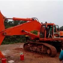 江蘇EC460挖掘機巖石臂