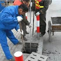 温泉镇排水沟淤泥清理水渠清淤