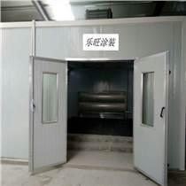 棗莊質量過硬的環保家具烤漆房價格鐵門高溫烤漆房定制