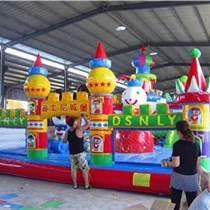 充气城堡价格 游乐园设备 充气玩具  儿童游乐设备