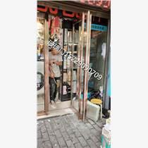 西安店面专用玻璃门 钢化玻璃门