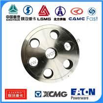 重汽豪沃70礦配件 軸承壓板