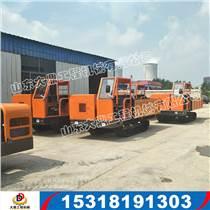 工程履带运输车 农用履带运输车厂家 沼泽地履带式自卸