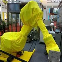 安川MH180機器人防護服,防塵耐磨防護服定制