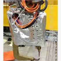 佰路悍耐高溫機器人防護罩、閥門隔熱罩報價