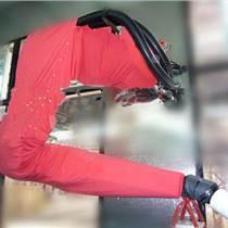 佰路悍噴丸機器人防護服、防護罩安全放心