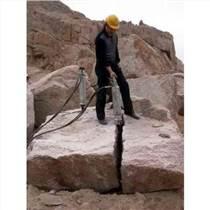 安徽阜陽巖石開裂機圖片