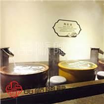 陶瓷泡澡浴盆全身美容院單人藥浴泡澡缸沐浴加厚加寬小戶