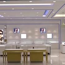 荊州眼鏡店裝修設計、眼鏡柜臺定制