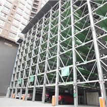 直供高速智能7-12層升降橫移式立體車庫/立體停車設