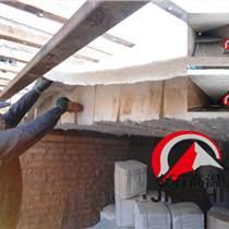 隧道窑保温窑车平铺硅酸铝纤维毯厂家