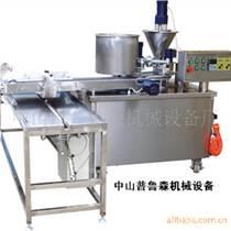 杏仁餅機pls-03型商用全自動炒米餅機