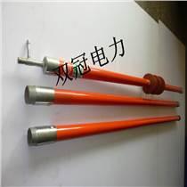 武漢防雨式高壓拉閘桿220KV4節6米防雨裙絕緣操作