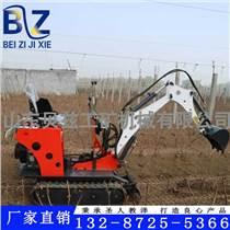熱銷迷你挖掘機 果園挖坑專用小型挖掘機直銷價格