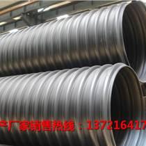 hdpe鋼帶增強螺旋波紋管生產廠家