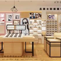 漢川眼鏡店裝修、漢川眼鏡展柜制作