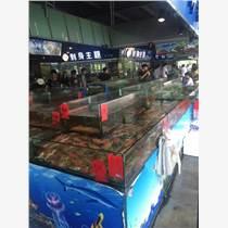 小龍蝦養殖魚池定做,廣州燒烤店魚池怎么做,哪里定做小