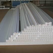 PVC畜牧圍欄板設備_豬圈圍欄板生產線