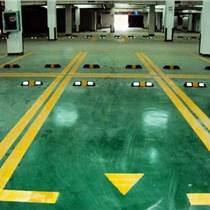 龙华停车场划线哪家好,深圳龙华新区停车库标线规格