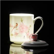 定制旅游纪念茶杯礼品加照片