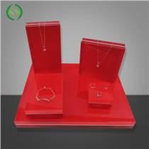 亞克力珠寶展架廠家定做 東莞粵豐展示 接批量訂單
