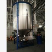 聊城供应不锈钢立式塑料颗粒搅拌机饲料辅料机天城机械
