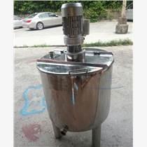 2019河北不锈钢小型单层洗衣液搅拌罐天城机械设备