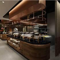 南京餐饮店面装修设计多少钱|餐饮店装修价格和材料如何
