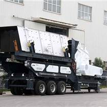 大型可移動碎石機生產能力不同凡響KS14