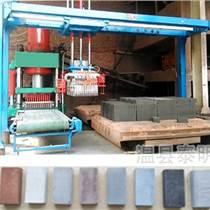 紡織污泥制磚機設備和污泥制磚工藝配方