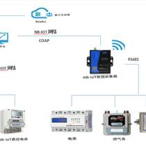 YZ300D-Y导轨式三相预付费电能表NB无线通讯西