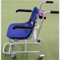 扶手电子轮椅秤