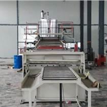 PP塑料建筑模板生產機器 PP建筑模板生產線