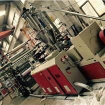中空建筑模板生產線,PP中空塑料建筑模板設備