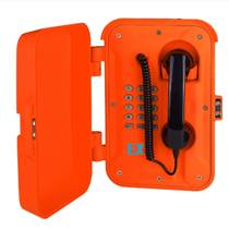 VOIP防爆擴音電話機,外接號角喇叭,自動擴音廣播