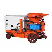 GSP-D干濕兩用噴漿機是混凝土干濕兩用機