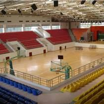 青島體育場館運動木地板安裝施工規范