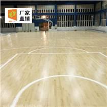 四季交替,室內籃球場木地板也要保養