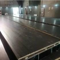 桂林專業定制舞臺實木地板,集成地板廠家