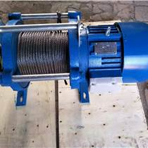 厂家直销 钢丝绳电动葫芦kcd提升机 可双绳使用