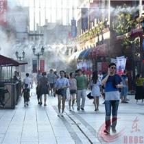 山西商业街道喷雾降温系统生产厂家