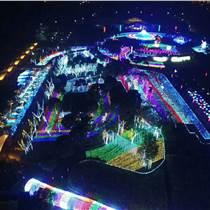 大型灯光展展览公司出售出租有专业灯光展装置团队