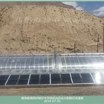 煜林楓裝配式蓄能日光溫室大棚