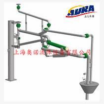 廠家直銷汽車火車裝卸鶴管,流體裝卸臂