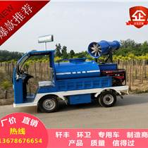多功能環衛灑水車 電動噴灑車 小型電動灑水車