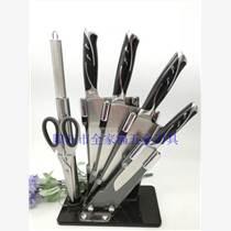批發廚房不銹鋼菜刀組合套刀
