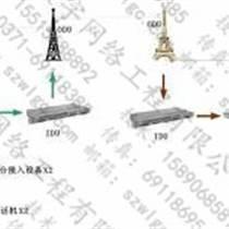 数字微波通信接力直放传输系统