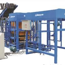 山東濰坊水泥免燒磚機全自動磚機設備免燒制磚機設備